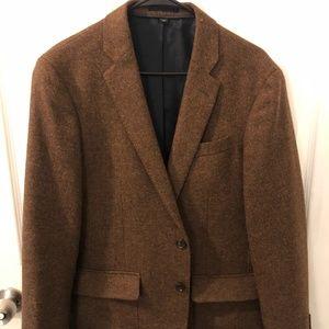 Jcrew Mens Tweed Blazer (40S)
